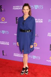 Amanda Righetti – P.S. ARTS Presents Express Yourself 2015 in Santa Monica