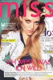 Amanda Seyfried - Miss Magazine Austria October 2015 Issue