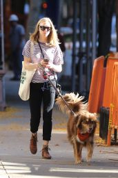Amanda Seyfried - Out With Finn in New York City, November 2015