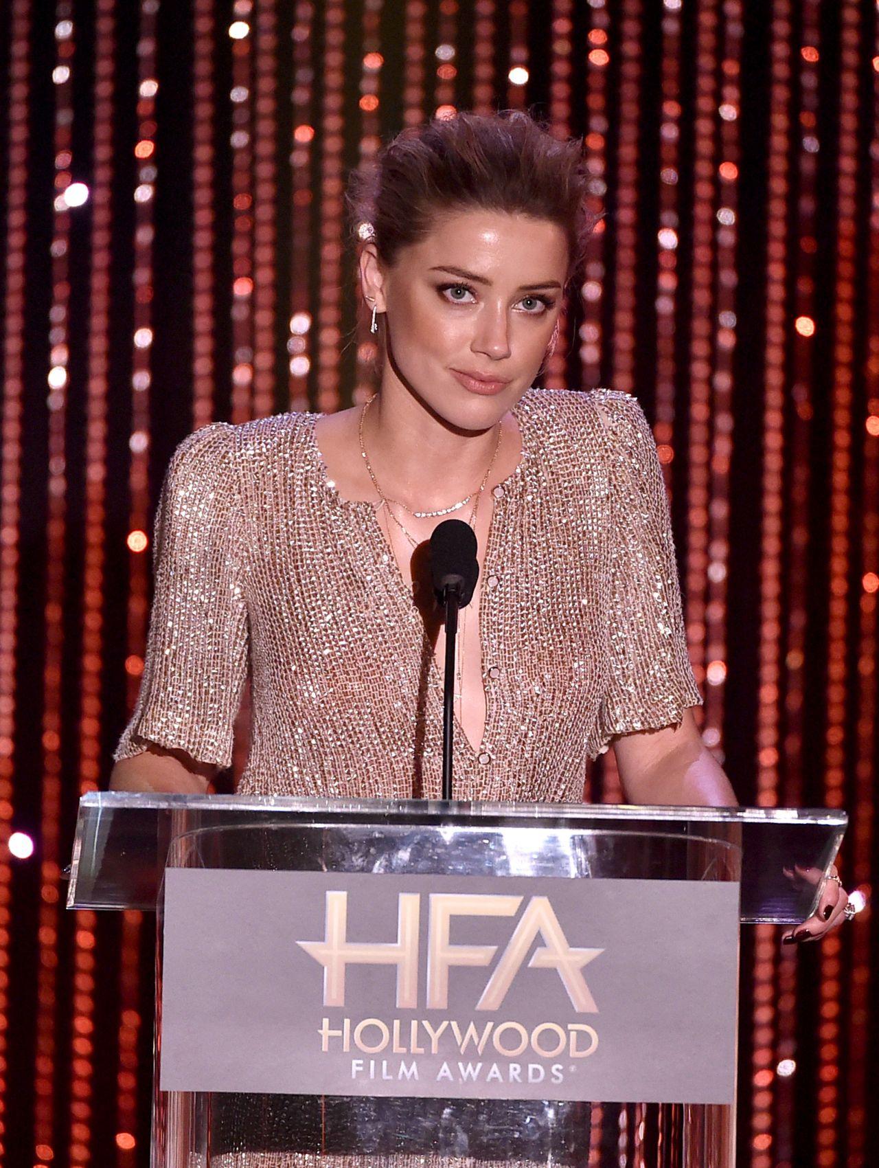 Amber Heard Filme