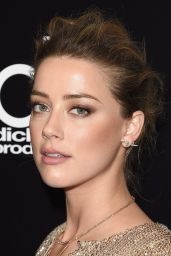 Amber Heard - 2015 Hollywood Film Awards in Beverly Hills