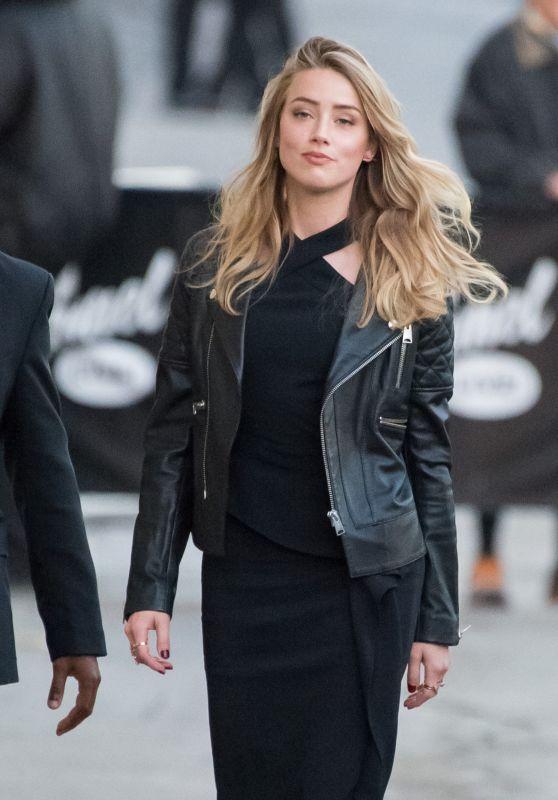 Amber Heard at