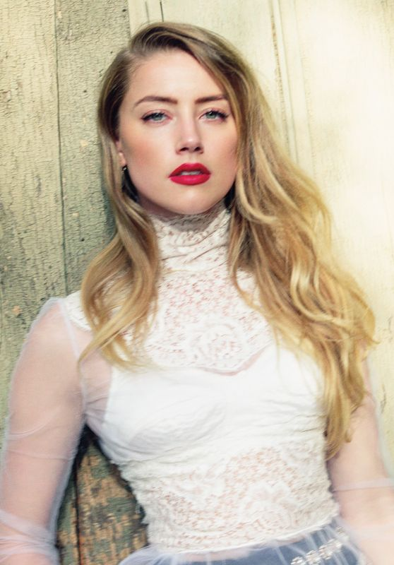 Amber Heard - C Magazine November 2015 Issue