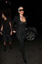 Amber Rose - 1 Oak Night Club im West Hollywood, November 2015