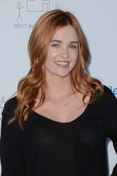 Ambyr Childers – Petit Maison Chic Fashion Show in Beverly Hills, November 2015