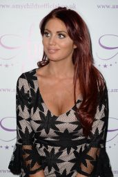 Amy Childs – Ideal Home Show at Christmas, Event City, Manchester, 11/15/2015