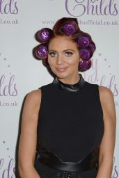 Amy Childs – Ideal Home Show at Christmas, Event City, Manchester, 11/16/2015