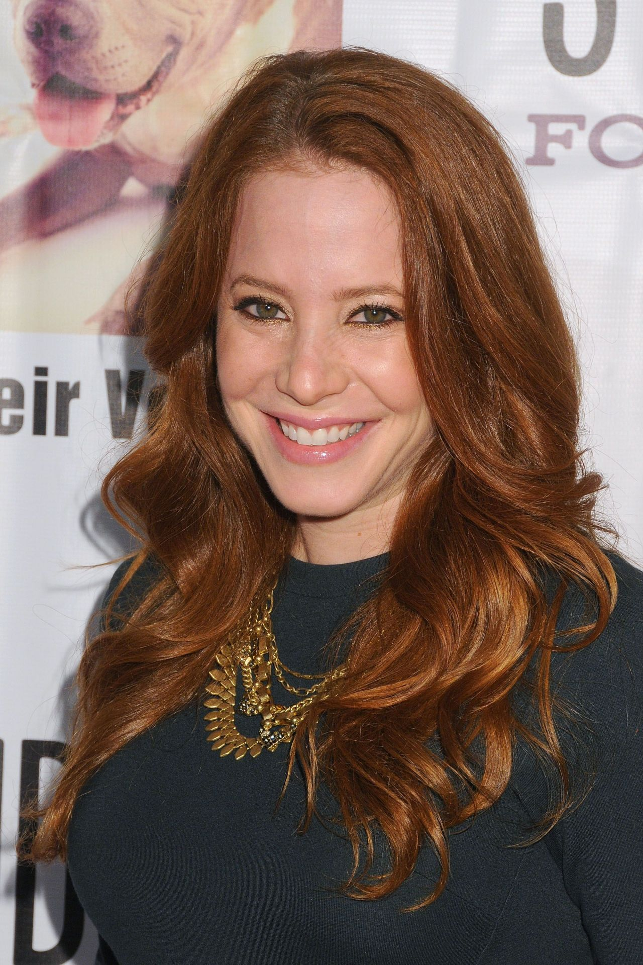 Amy Davidson Stand Up For Pits Comedy Benefit In