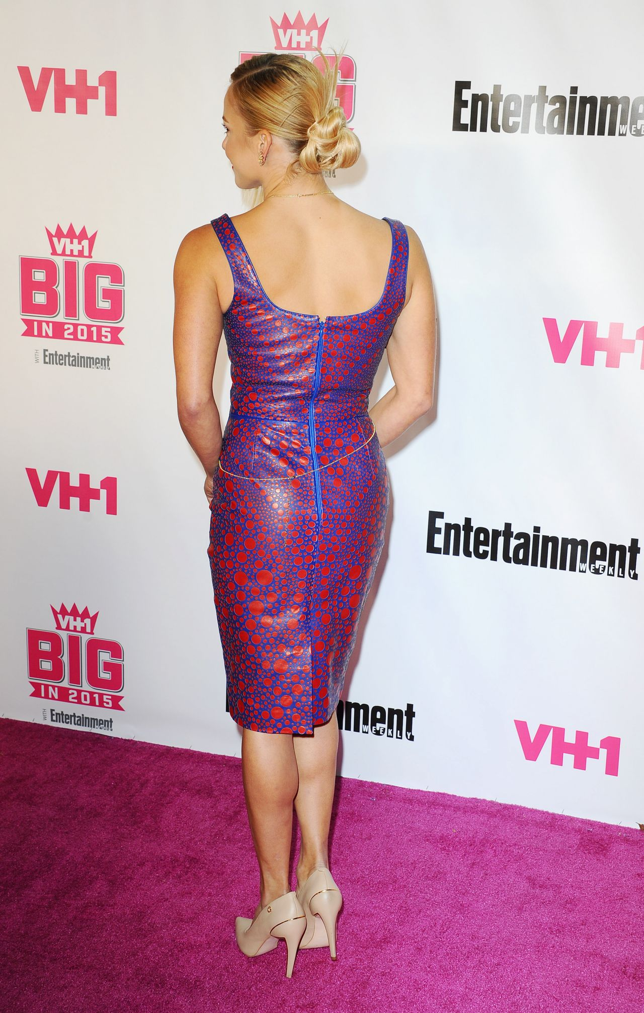 Amy Paffrath Nude amy paffrath – vh1 big in 2015 with entertainment weekly