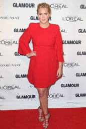 Amy Schumer – 2015 Glamour Women Of The Year Awards at Carnegie Hall in New York