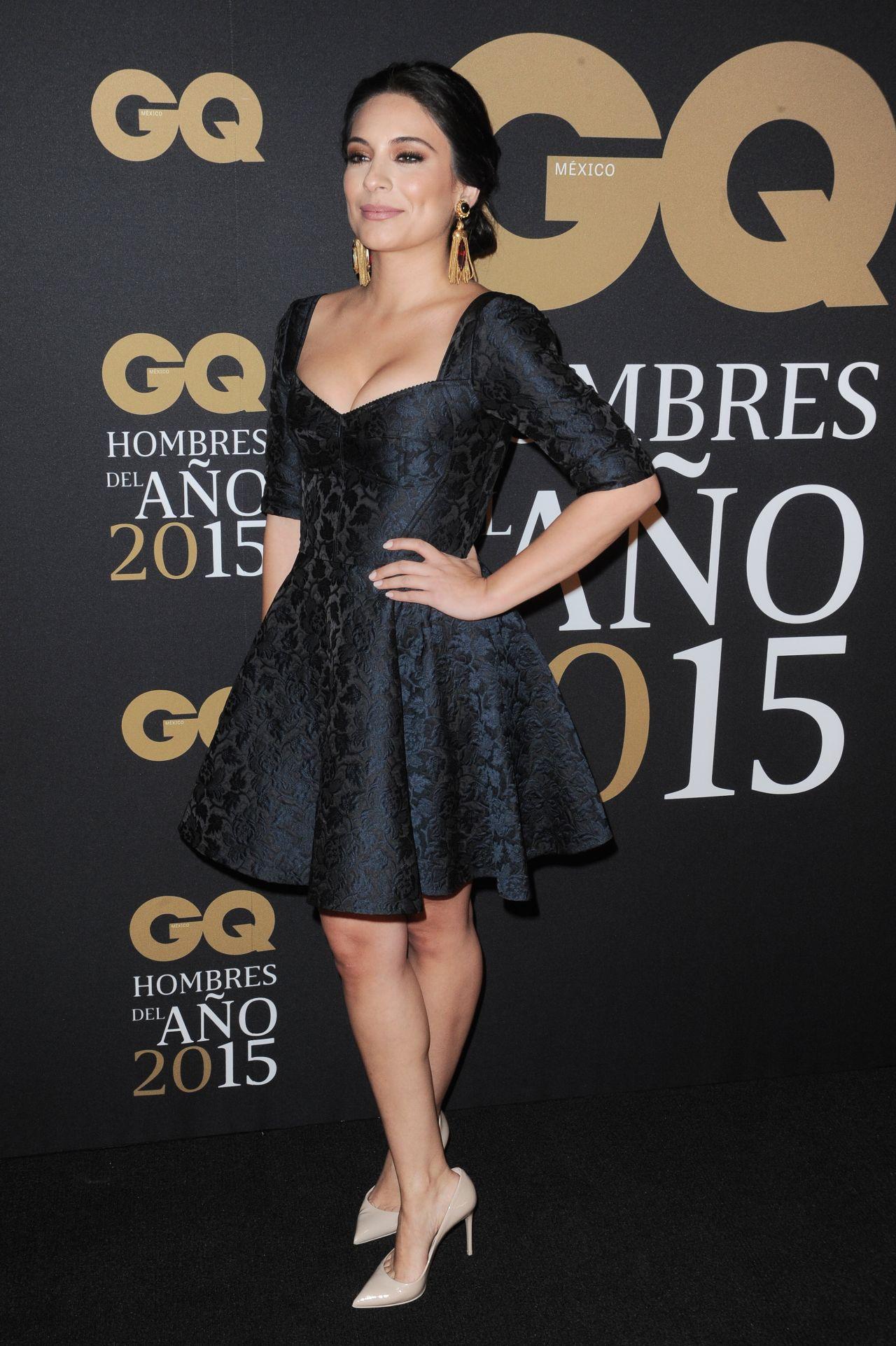 Ana Brenda Contreras Gq Men Of The Year Awards 2015 In