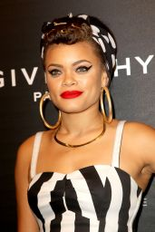 Andra Day – 2015 Keep a Child Alive Black Ball in New York City