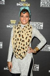 Andra Day – Westwood One Presents the American Music Awards 2015 Radio Row Day 2 in Los Angeles