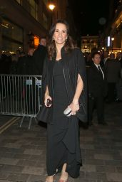 Andrea McLean - itv 60th Anniversary Gala, November 2015