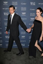 "Angelina Jolie and Brad Pitt - WSJ Mag Innovator Awards in New York"" (04.11.2015) 21x"