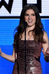 Anna Kendrick - 2015 American Music Awards in Los Angeles
