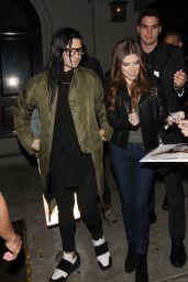 Anna Kendrick Leaving Craig