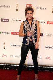 Anna Maria Zimmermann – Goldene Bild Der Frau Award 2015 in Hamburg
