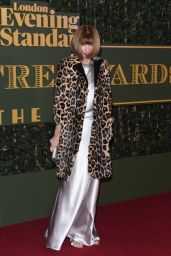 Anna Wintour – 2015 Evening Standard Theatre Awards in London