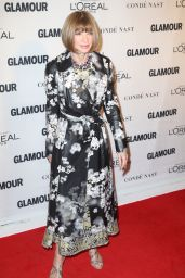 Anna Wintour – 2015 Glamour Women Of The Year Awards at Carnegie Hall in New York