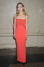 AnnaSophia Robb - 2015 American Museum Of Natural History Museum Gala in New York City