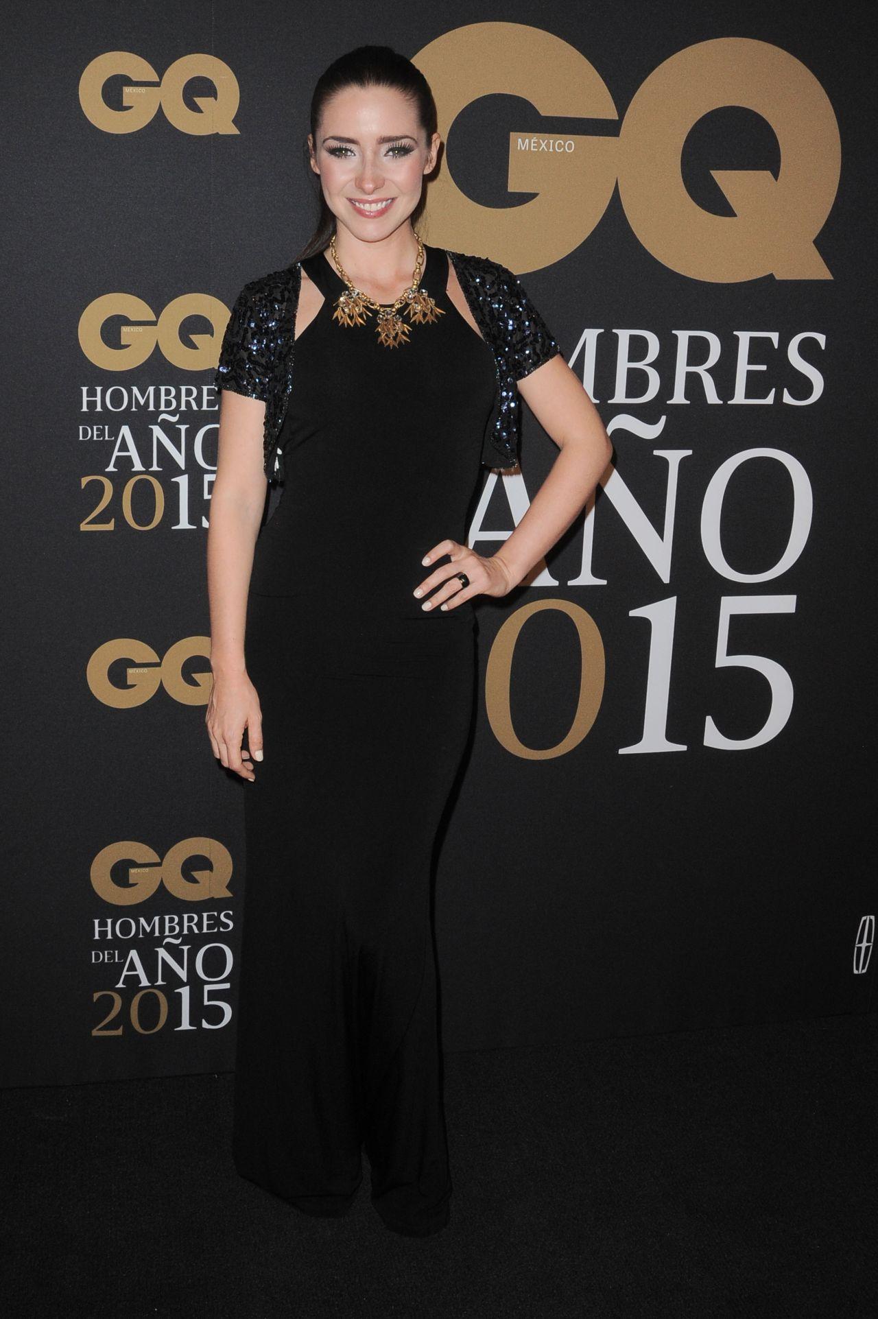 Ariadne Diaz Pics ariadne diaz – gq men of the year awards 2015 in mexico city