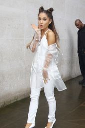 Ariana Grande at BBC 1 Studios in London, November 2015