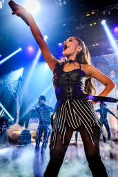 Ariana Grande - Performs During IHeartMedia presents Ariana Grande World Premiere Event in Burbank