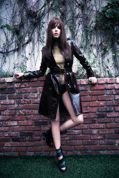 Ashley Benson - 2015 Flaunt Magazine Issue #144