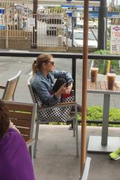 Ashley Benson - Gets a Coffee in West Hollywood, November 2015
