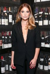 Ashley Benson - Nicole Miller and Flaunt Magazine Celebrate The Dial-Up Issue and Holiday Collection in LA