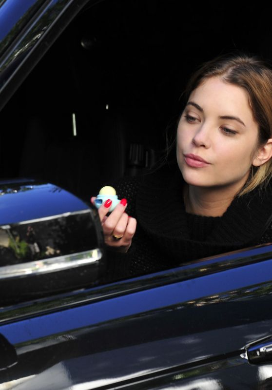 Ashley Benson - Out in LA, November 2015