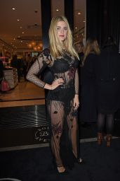Ashley James - Boux Avenue Oxford Street Store Launch in London, November 2015
