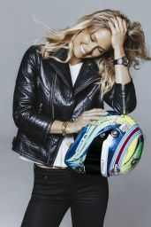 Bar Refaeli - Williams Martini Racing