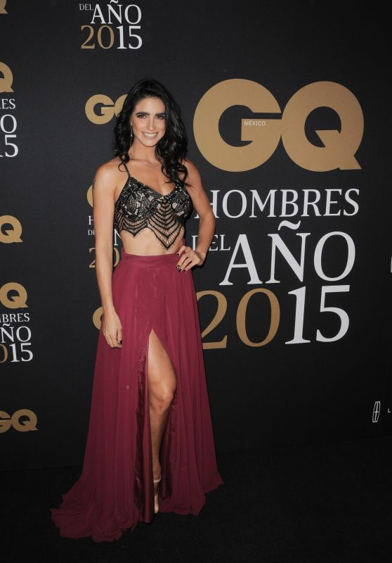 Barbara del Regil – GQ Men of the Year Awards 2015 in Mexico City