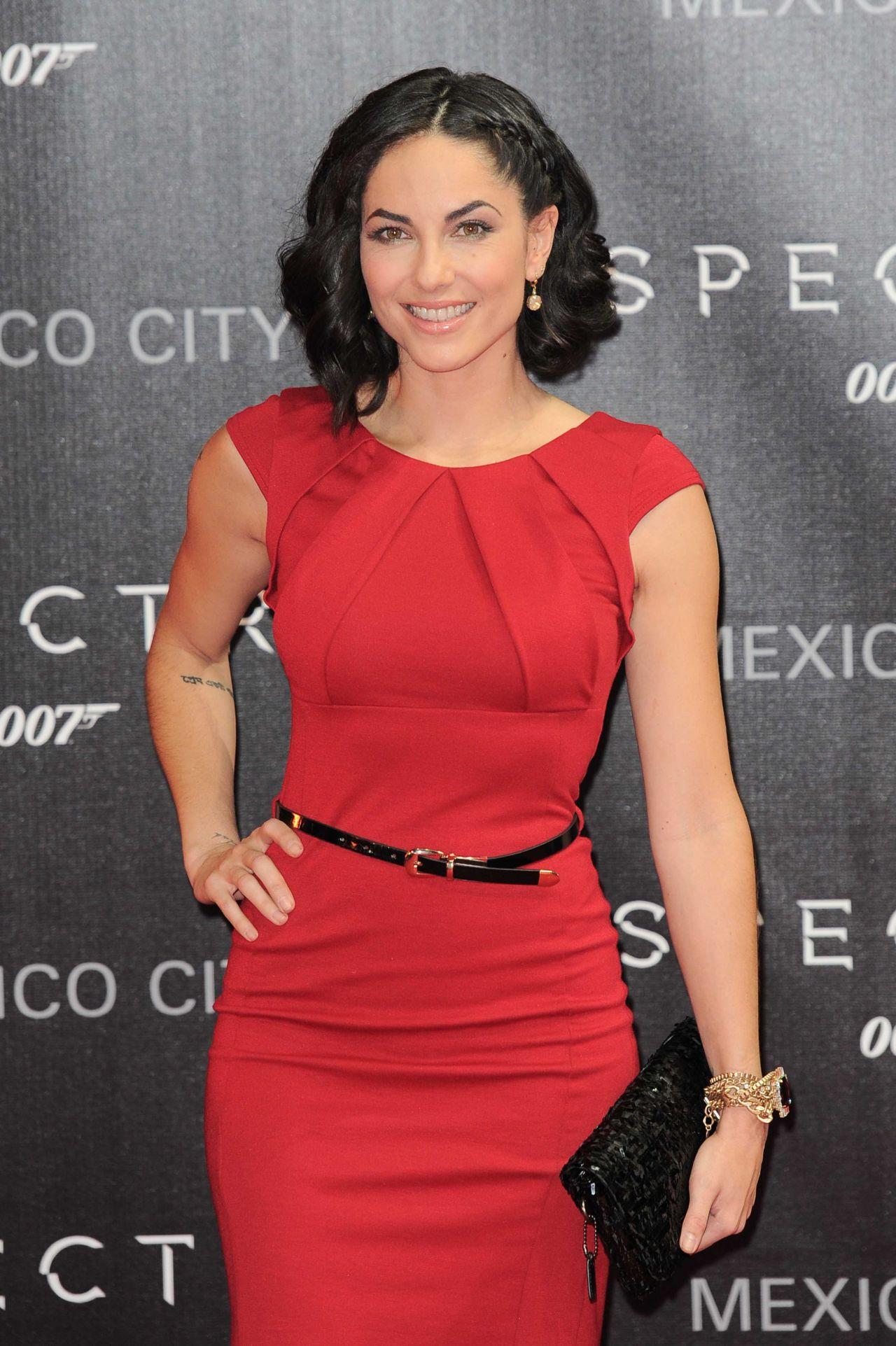Barbara Mori James Bond Spectre Latin America Film
