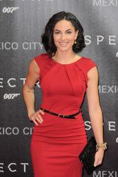 Barbara Mori – James Bond 'Spectre' Latin America Film Premiere in Mexico City
