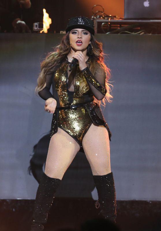Becky G - 2015 iHeartRadio Fiesta Latina in Miami