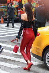 Bella Hadid - Photoshoot in New York City, November 2015