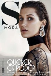 Bella Hadid - S Moda Magazine Spain - December 2015 Issue