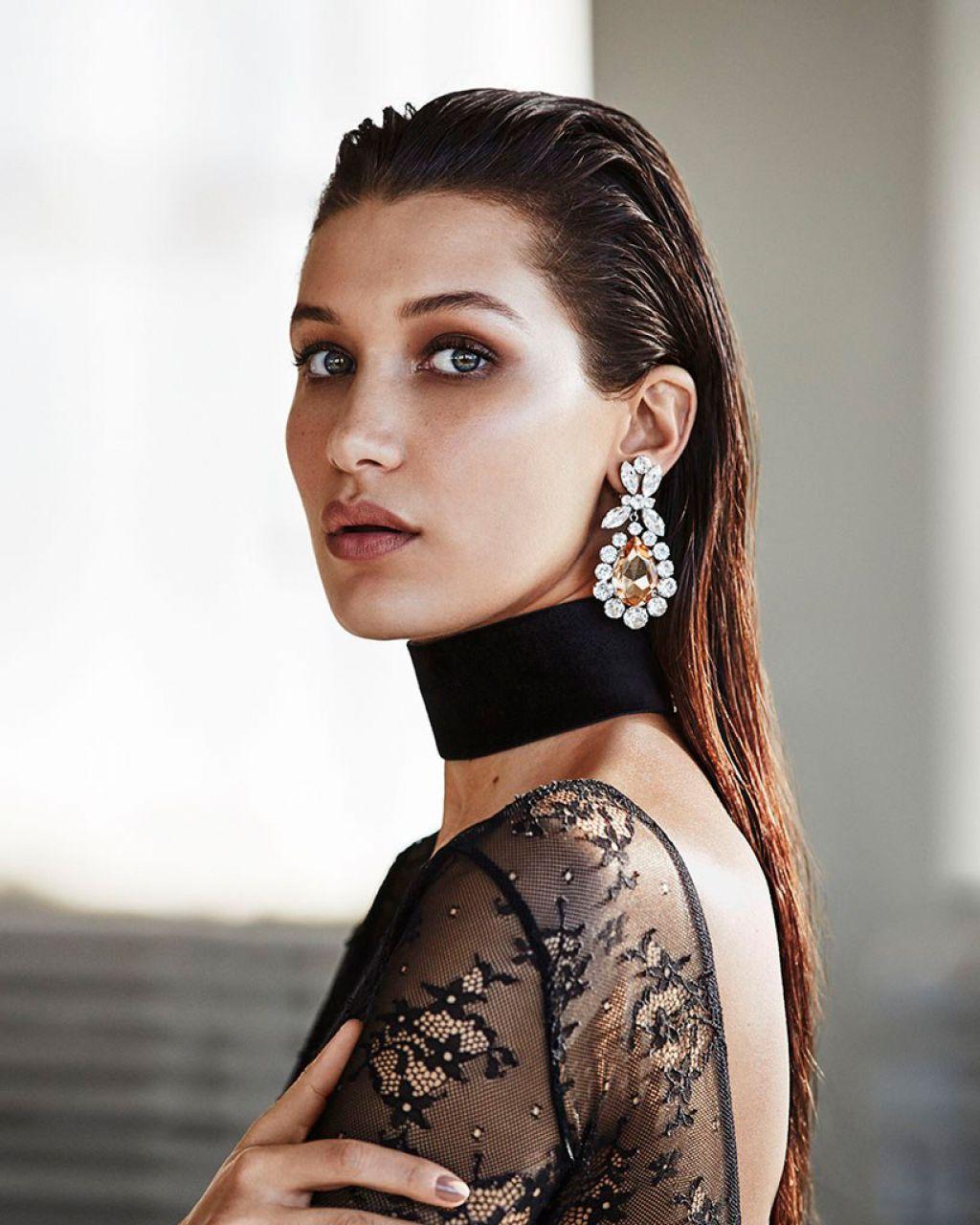 Bella Hadid At Ralph Lauren Runway Show At New York: S Moda Magazine Spain