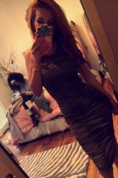 Bella Thorne Selfie November 2014