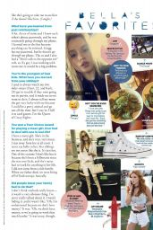 Bella Thorne – Seventeen Magazine December 2015 January 2016 Issue