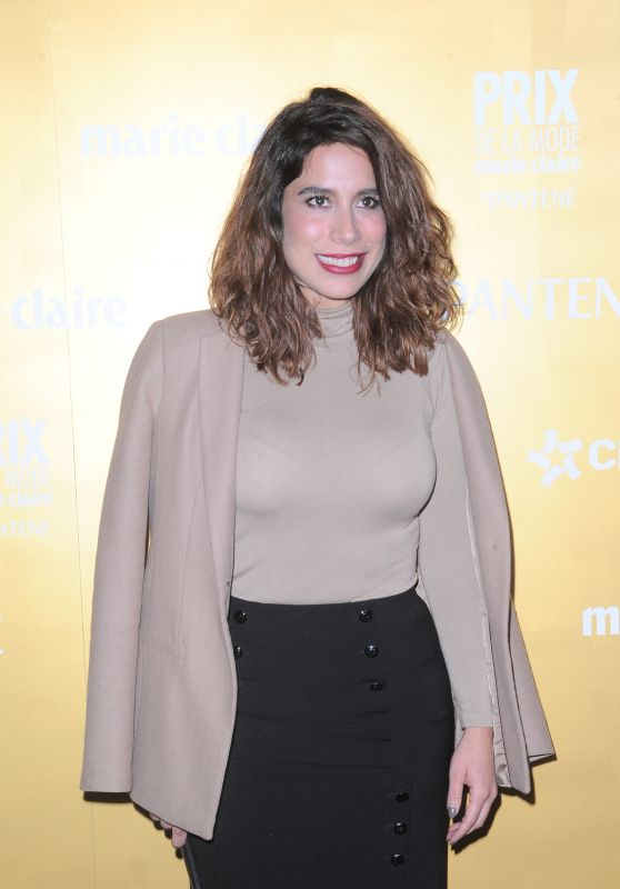 Bianca Calderon - Marie Claire Prix de la Mode Awards 2015 at Hotel Hayatt in Mexico City