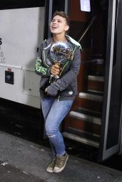 Bindi Irwin - Winner of Dancing With The Stars Season 21, 11/24/2015