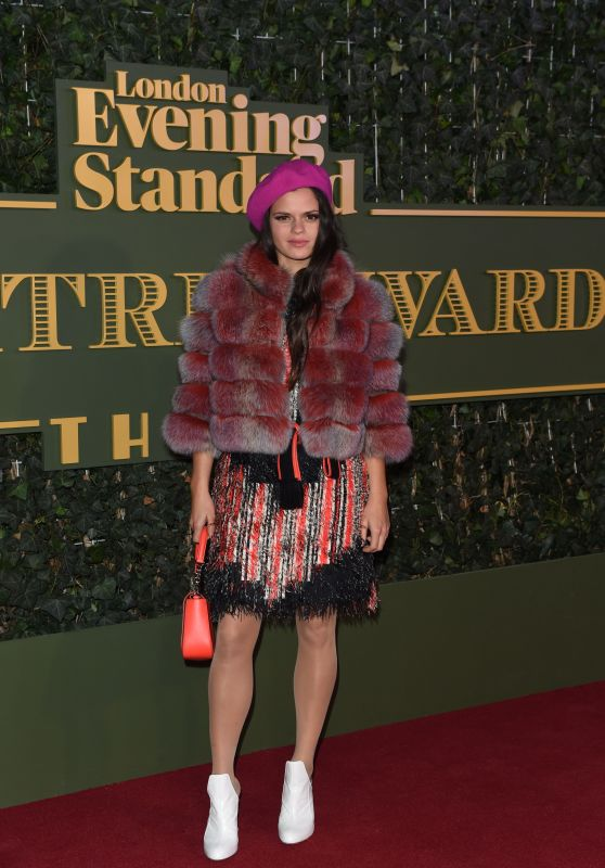 Bip Ling – The Evening Standard Theatre Awards in London, November 2015