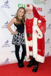 Brec Bassinger - 2015 Hollywood Christmas Parade in Hollywood