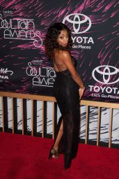 Bresha Webb - 2015 BET Soul Train Awards at the Orleans Arena in Las Vegas