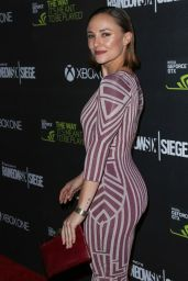Briana Evigan – Ubisoft's 'Rainbow Six Siege' Launch Party in Los Angeles