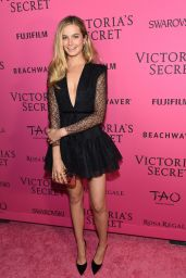 Bridget Malcolm– Victoria's Secret Fashion Show 2015 After Party in NYC